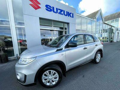 brugt Suzuki Vitara 1,0 Boosterjet Club 112HK 5d