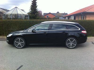 brugt Peugeot 508 1,6 HDi SW