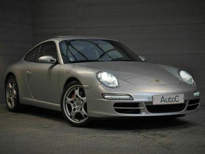 brugt Porsche 911 Carrera S 3,8 Coupé Tiptr.