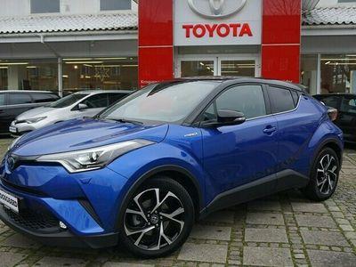 brugt Toyota C-HR 1,8 B/EL Premium Selected Bi-tone Multidrive S 122
