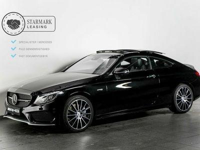 gebraucht Mercedes C43 AMG 3,0 AMG Coupé aut. 4-M