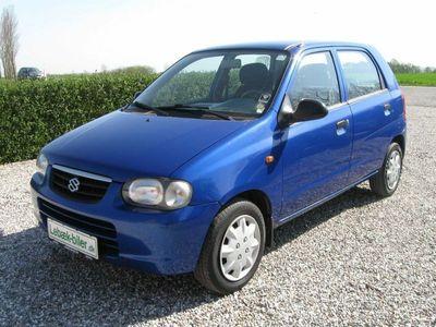 usado Suzuki Alto 1,1 GL 63HK 5d