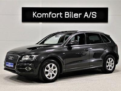 brugt Audi Q5 TDi 190 S-tr. 2,0