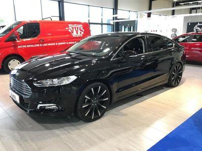 brugt Ford Mondeo 1,5 EcoBoost Titanium 165HK 5d 6g Aut. C