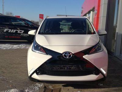 brugt Toyota Aygo 1,0 VVT-i x-cite