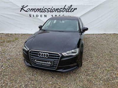 brugt Audi A3 1,4 TFSI Ambition 150HK 6g
