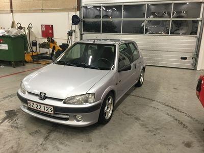 brugt Peugeot 106 1,6