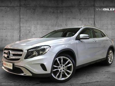 gebraucht Mercedes GLA250 2,0 4-Matic 7G-DCT 211HK 5d 7g Aut.