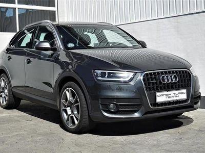 brugt Audi Q3 2,0 TDI Quat S Tron 177HK 5d 7g Aut.