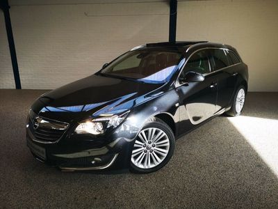 brugt Opel Insignia 2,0 CDTi 170 Cosmo ST aut.