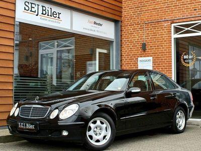 gebraucht Mercedes E280 0 Classic 231HK aut 4d