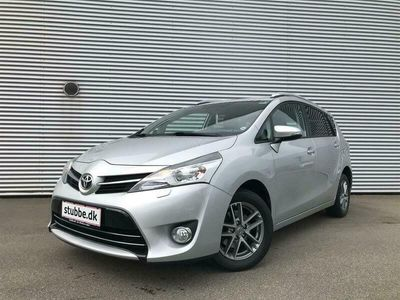 brugt Toyota Verso 1,6 VVT-I T2 Touch 132HK 6g