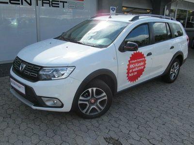 brugt Dacia Logan 0,9 TCe 90 Streetway MCV
