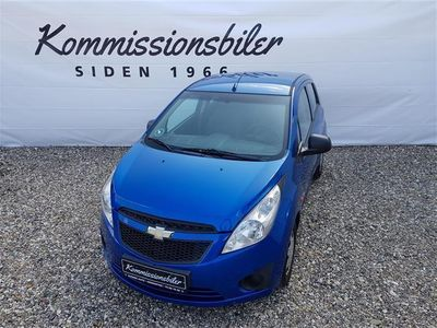 brugt Chevrolet Spark 1,0 LS 68HK 5d