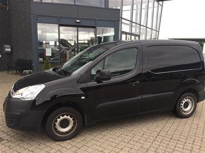 brugt Citroën Berlingo L1N2 1,6 Blue HDi start/stop 100HK Van