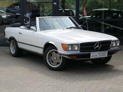 brugt Mercedes SL450 4,5 Cabriolet aut.