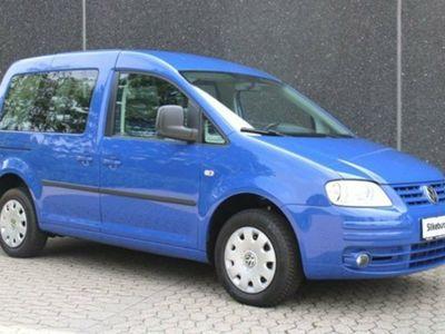 begagnad VW Caddy 1,9 TDi DSG