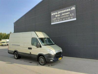 brugt Iveco Daily 35C21 12m3 3,0 D 205HK Van 6g 2012