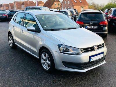 brugt VW Polo 1,6 TDi 90 Trendline BMT