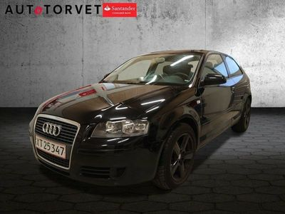 brugt Audi A3 1,6 Attraction