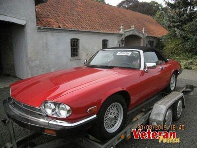 brugt Jaguar XJS cab