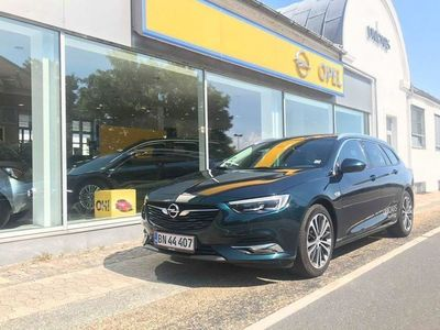 brugt Opel Insignia 1,5 Turbo Dynamic Start/Stop 165HK Stc 6g Aut.