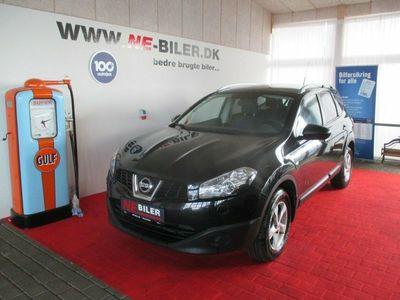 brugt Nissan Qashqai +2 1,5 dCi 110 Visia
