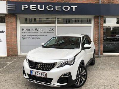 brugt Peugeot 3008 1,5 BlueHDi Allure 130HK 6g A