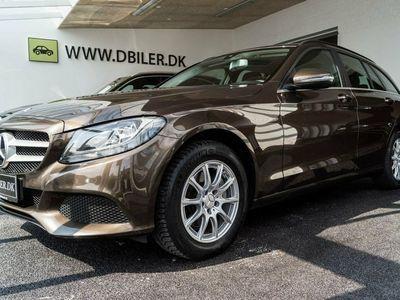 used Mercedes C200 2,0 stc. aut.