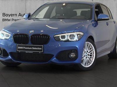 brugt BMW 118 i 1,5 M-Sport