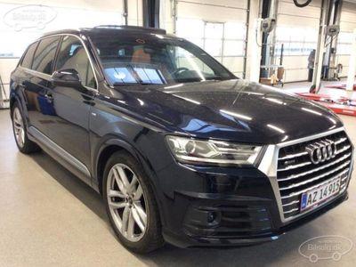 gebraucht Audi Q7 3,0 TDi 272 quattro Tiptr.