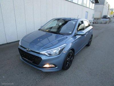 brugt Hyundai i20 1,4 CRDi Trend 90HK 5d 6g