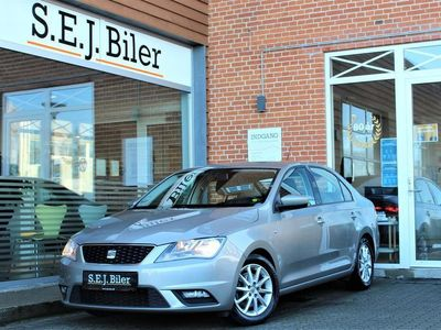 brugt Seat Toledo 1,6 TDI Reference Start/Stop 105HK 5d A+