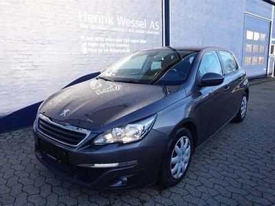 brugt Peugeot 308 1,6 HDI Active 92HK 5d A+