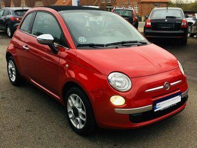 usado Fiat 500C 1,2 Popstar