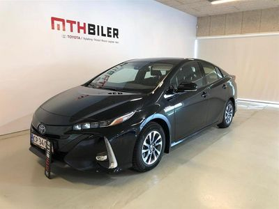brugt Toyota Prius Plug-in 1,8 B/EL H3 Smartpakke 122HK 5d Aut.
