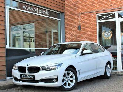 brugt BMW 320 Gran Turismo d 2,0 D Executive Steptronic 190HK 5d 8g Aut. A+