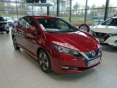 second-hand Nissan Leaf Tekna