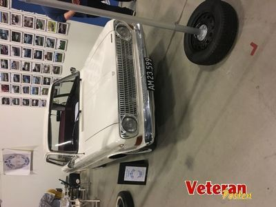 brugt Ford Taunus 12M P6