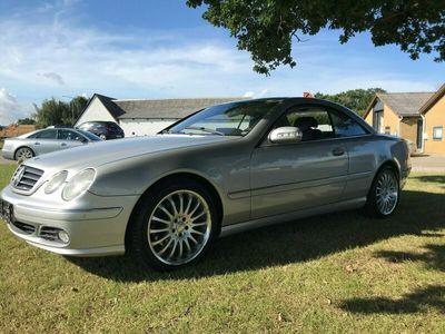 brugt Mercedes CL500 CL KlasseAMG Coupe