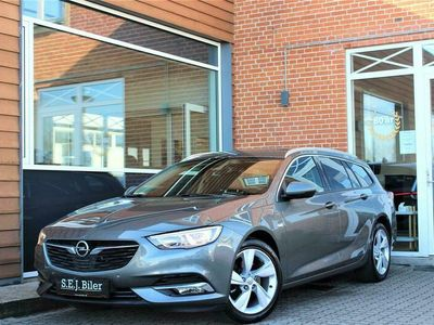 brugt Opel Insignia Sports Tourer 1,5 Turbo Dynamic Start/Stop 165HK Stc 6g B