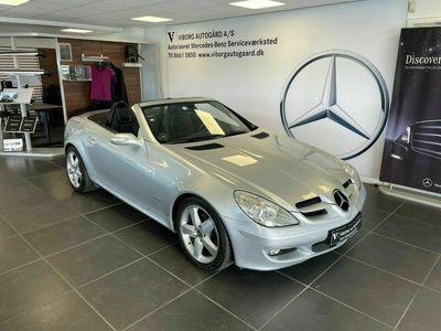 brugt Mercedes SLK200 Komp. aut.