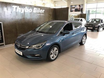 käytetty Opel Astra 1,0 Turbo Enjoy 105HK 5d