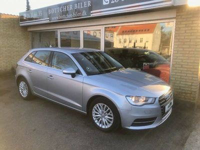 brugt Audi A3 Sportback 1,4 TFSi 125 Attraction