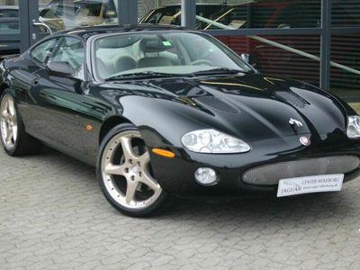brugt Jaguar XKR 4,0 S/C Coupé