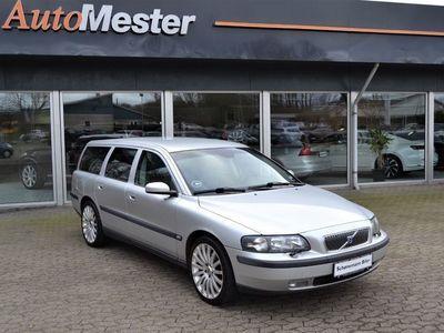 brugt Volvo V70 2,4 SE 140
