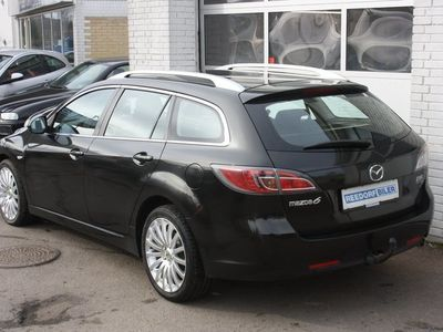 brugt Mazda 6 2,2 DE 125 Go st.car