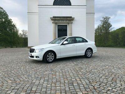 brugt Mercedes C180 1.8 156 HK Avantgarde