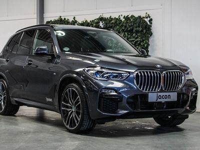 brugt BMW X5 3,0 xDrive30d aut. 5d VAN