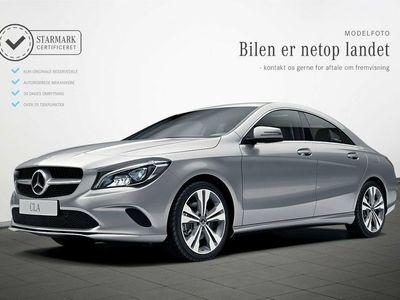 used Mercedes CLA220 d 2,2 aut.